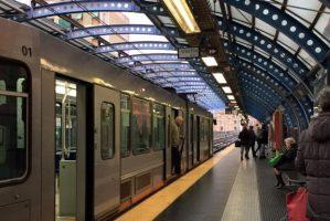 stazione metro brin metropolitana