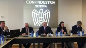 Confindustria Genova zampini