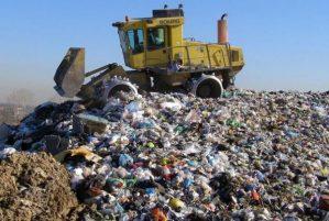 rifiuti discarica