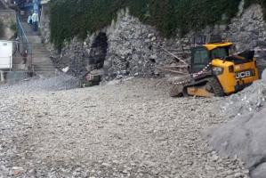 spiaggia quinto ripascimenti