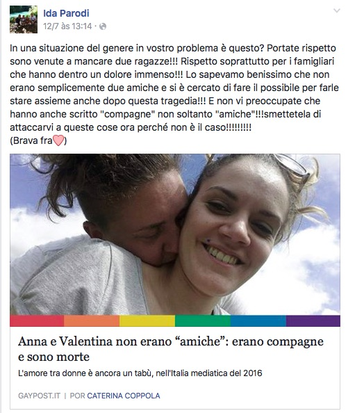 Anna e Valentina