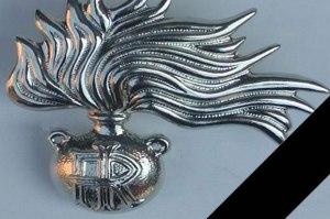 lutto carabinieri