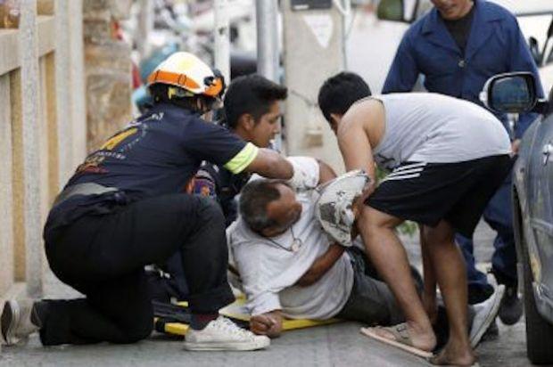 attentato thailandia
