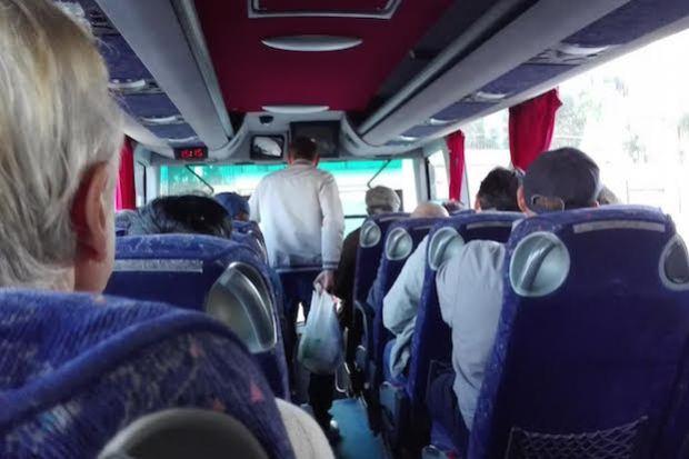 bus sostitutivo Trenitalia pullman
