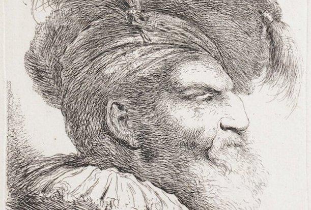 ritratto, disegno, grechetto