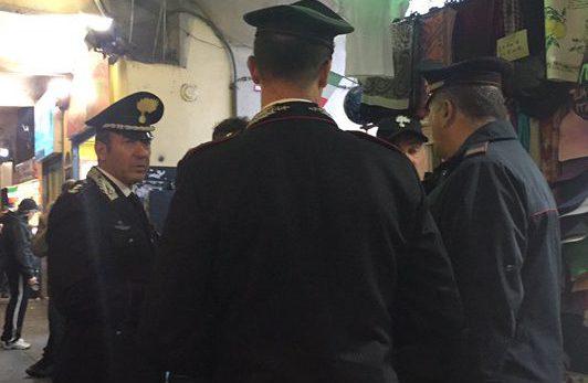 carabinieri sottoripa