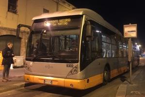 bus serale 618