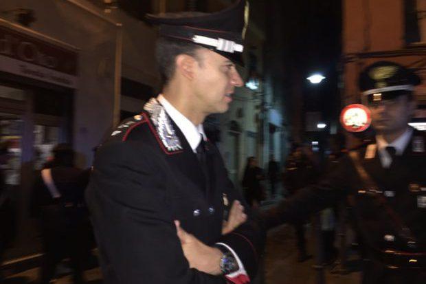 capitano Marco Comparato carabinieri