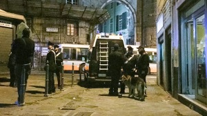 controlli carabinieri pre' santa Fede
