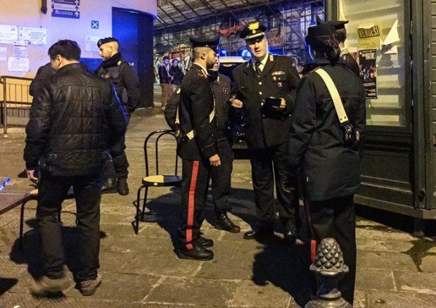controlli carabinieri pre' santa Fedegiuseppe cotugno maresciallo maddalena