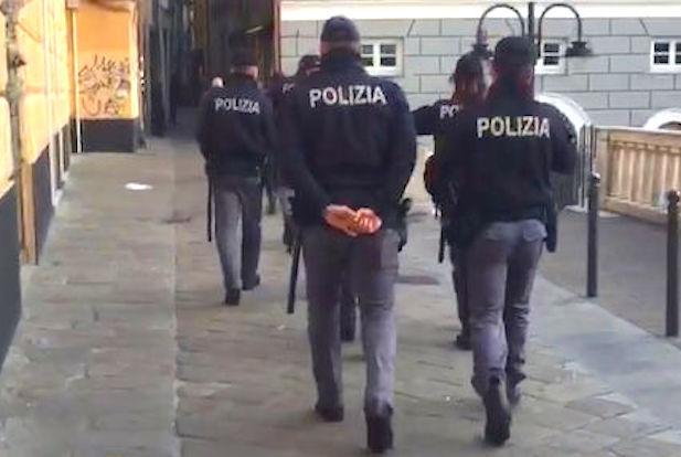 polizia pre'
