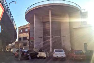 ex mercato ittico di piazza Cavour