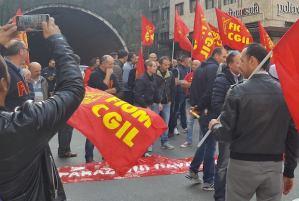 protesta-sciopero-fiom-ecocat